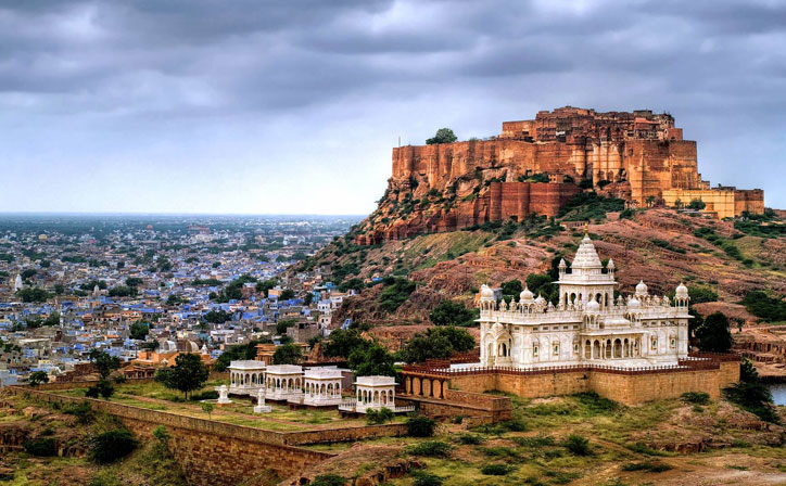 Rajasthan Tour Itiinerary